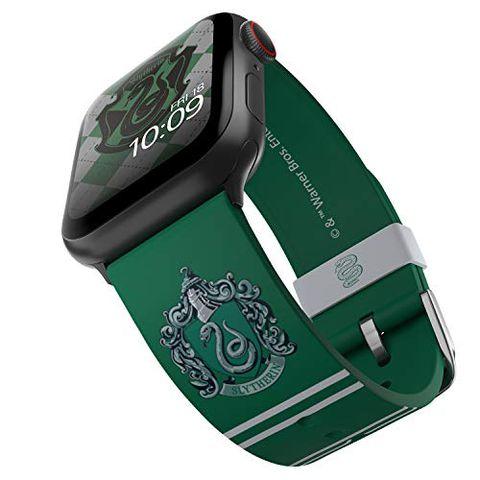Harry Potter, cinturino per Apple Watch con licenza ufficiale - Serpeverde