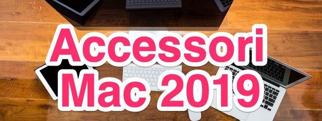 Accessori per Mac: 5 dispositivi imperdibili