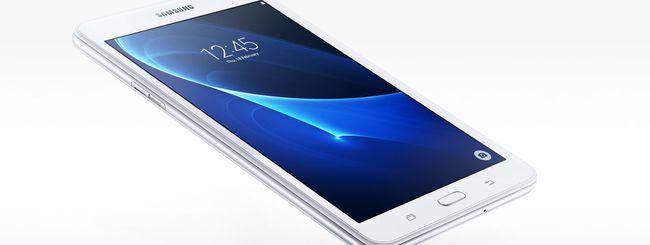 Samsung svela il Galaxy Tab A (2016)