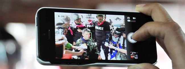 Sentenza Usa: mandato per spiare i cellulari
