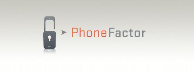 Microsoft, PhoneFactor per la sicurezza