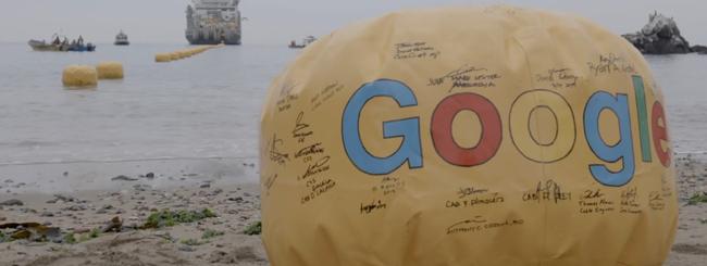 Google, il cavo di rete sottomarino diventa un sensore sismico