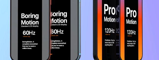iPhone 12 Pro, confermato il display OLED a 120 Hz