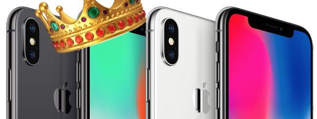 iPhone X: altro che flop, è stato il telefono Apple più venduto