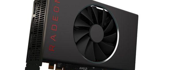 AMD annuncia le GPU Radeon RX 5500