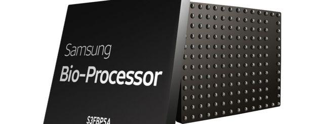 Samsung Bio-Processor, all-in-one per indossabili