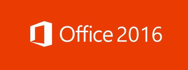 Microsoft lancia Office 2016 per Mac