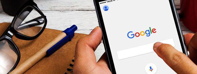 Funzionalità OCR per Google Now On Tap