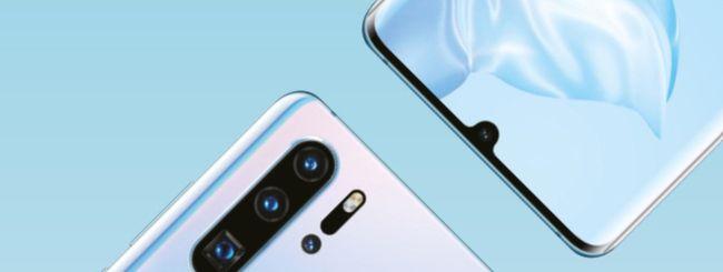 Huawei mostra pubblicità sul lock screen
