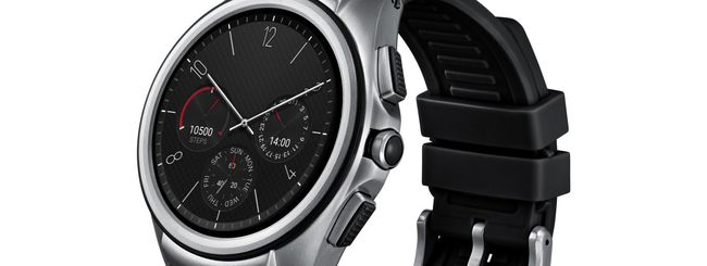 LG Watch Urbane 2nd Edition, arriva Android Wear 2
