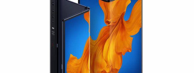 Huawei Mate Xs in preordine dal 10 marzo