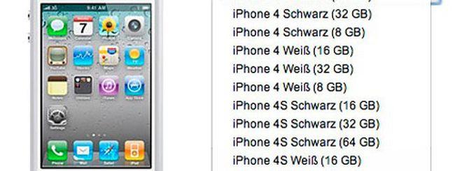 iPhone 4S, conferme anche da Vodafone Germania
