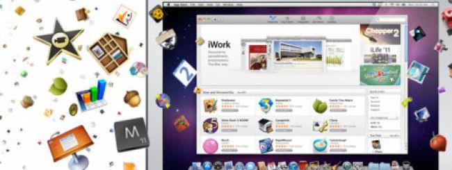 Disponibile Mac OS X 10.6.6: ecco il Mac App Store