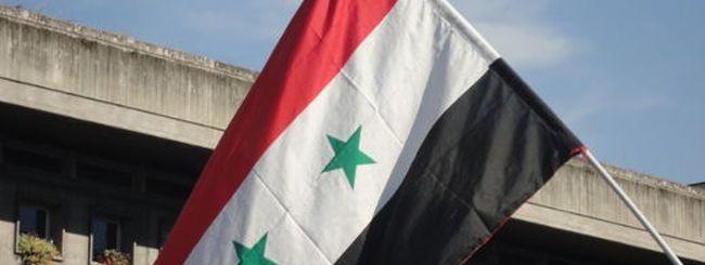 Siria, tecnologia italiana per intercettare il Web