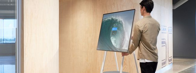 Microsoft svela un Surface Hub 2S da 85 pollici