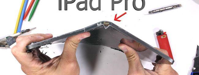 iPad Pro piegato, Apple: come gestire il Bendgate