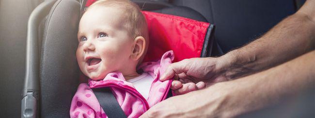 Bambini abbandonati in auto: l'approccio di Nissan