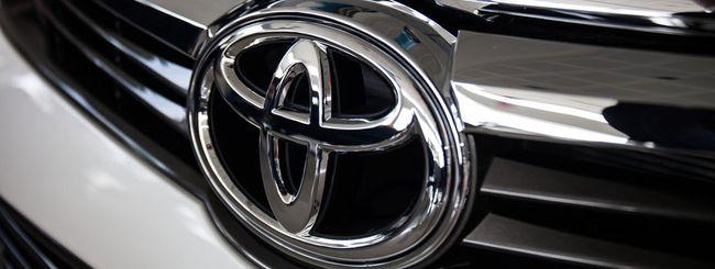 Toyota, presto la compatibilità con Android Auto