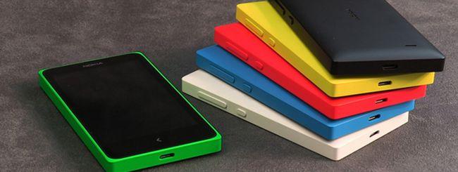 MWC 2014: Nokia X, svelati gli smartphone Android