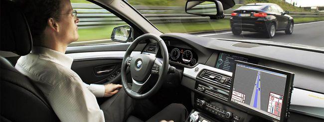 Test in Cina per la self-driving car di BMW