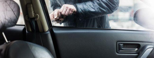 Una Toyota Prius controllata dagli hacker