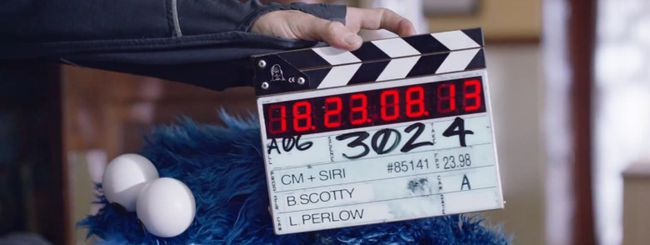 """""""Behind the Scenes,"""" Apple pubblica un nuovo spot con Cookie Monster"""