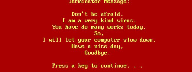 Archive.org apre il museo del malware