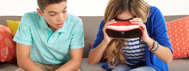 Il View-Master di Mattel e Google è in vendita