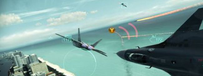 Ace Combat: Assault Horizon introdurrà nuove meccaniche di gioco