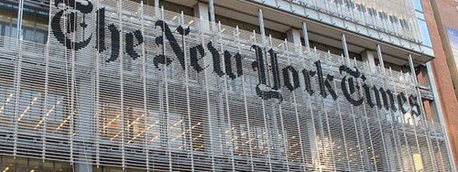 New York Times: il paywall ha già le falle