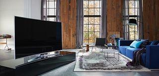 TV Samsung SUHD