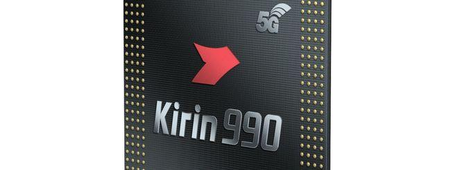 IFA 2019: Huawei Kirin 990 5G e nuovo P30 Pro