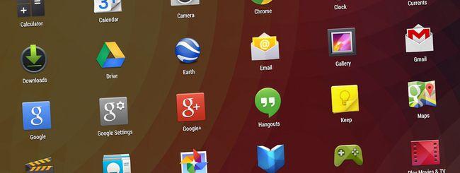 Google Now Launcher in download per i Nexus