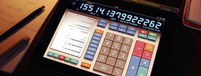 iPad, ecco perché non ha mai avuto un'app calcolatrice