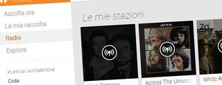 Google Play Music Unlimited, le immagini