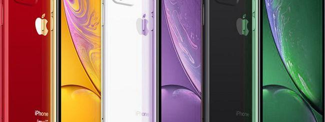 iPhone XR2, nuove opzioni di colore ma prestazioni scarse