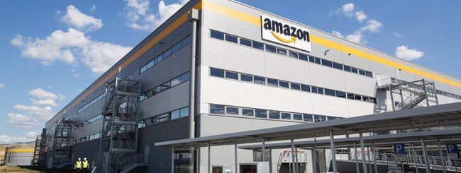 Amazon annuncia Consegna Oggi a Roma