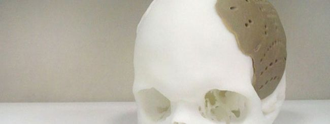 Le stampanti 3D potranno realizzare anche organi