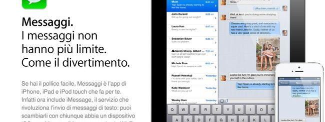Sincronizzare iMessage fra Mac, iPhone e iPad: ecco come fare