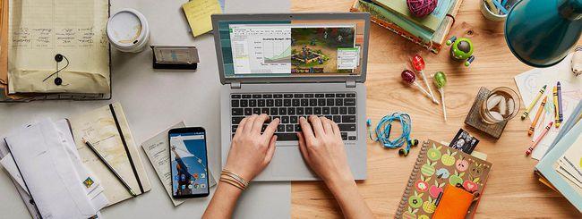 Chrome OS, addio Cloud Print: in arrivo app nativa
