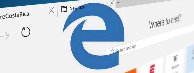 Microsoft Edge abbraccia Chromium