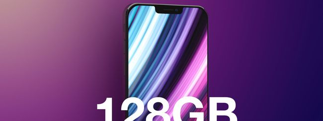 iPhone 12 Pro: Taglio minimo di memoria 128GB