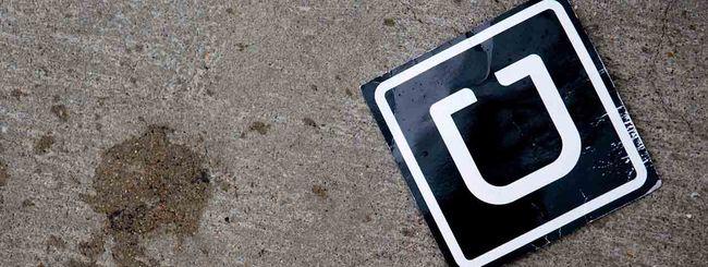 Uber: niente self-driving car a San Francisco