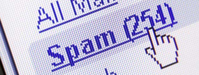Italia tra le principali sorgenti di spam