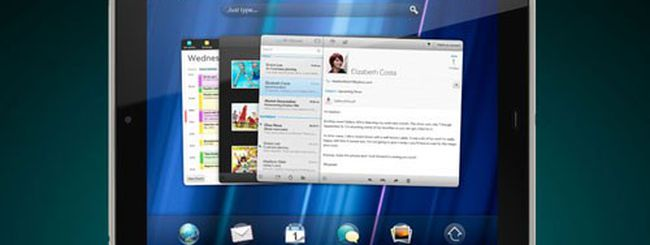 HP TouchPad il miglior tablet dopo l'iPad 2