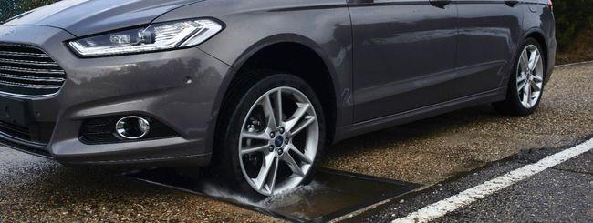 Ford al lavoro su una tecnologia anti-buche
