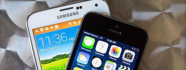 iPhone 5S è ancora lo smartphone più venduto