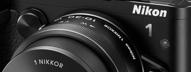 Nikon mirrorless: addio Serie 1, ora il full frame