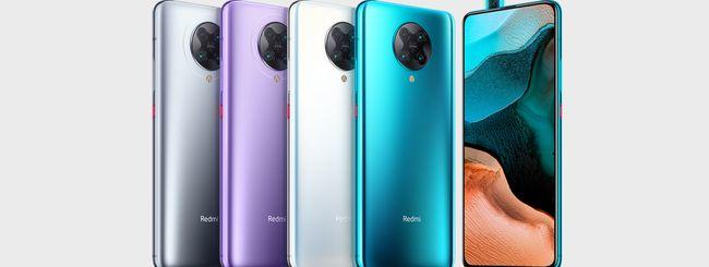Redmi K30 Pro, Snapdragon 865 e teleobiettivo