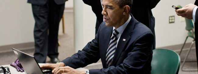 Barack Obama possiede un BlackBerry e un iPad